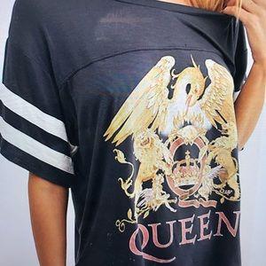 Free People Queen Tee